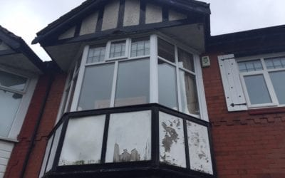 New Windows in Salford